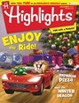Highlights Magazine | 12/2018 Cover