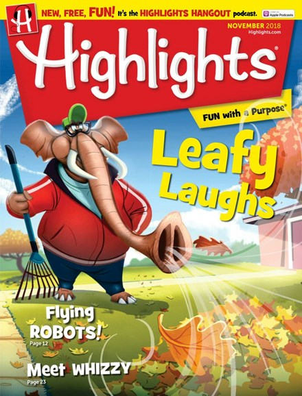 Highlights Cover - 11/1/2018