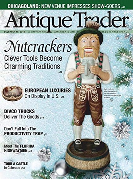 Antique Trader Cover - 12/19/2018