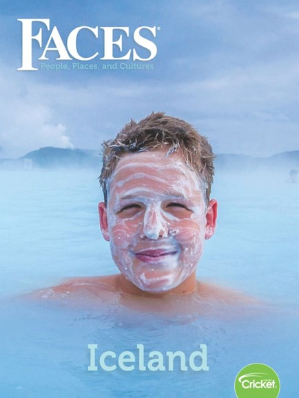 Faces Cover - 11/1/2018