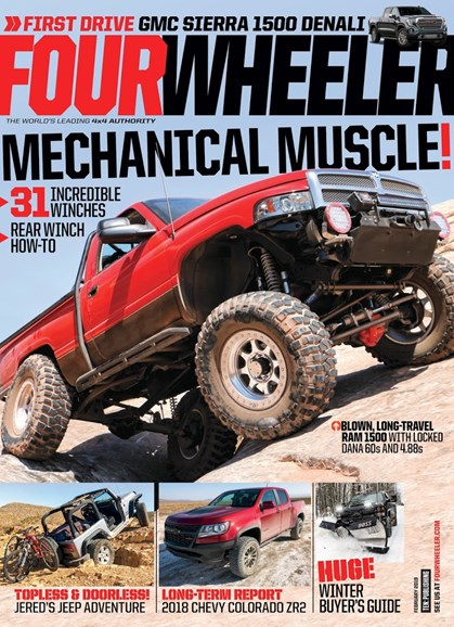 Four Wheeler Cover - 2/1/2019