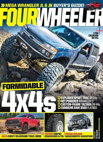 Four Wheeler Cover - 1/1/2019