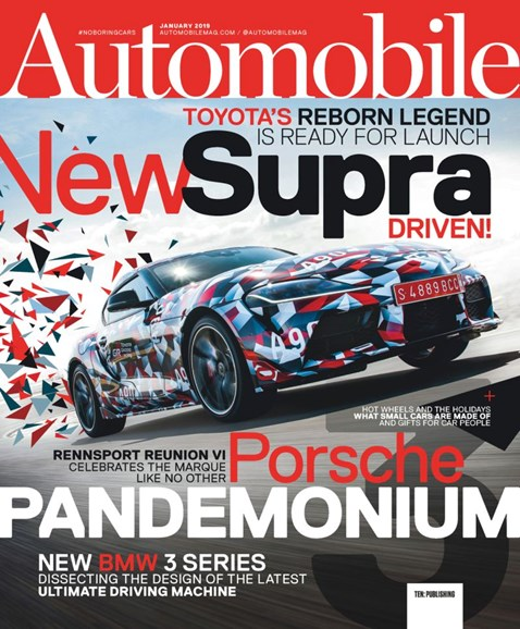 Automobile Cover - 1/1/2019