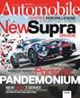 Automobile Magazine   1/2019 Cover