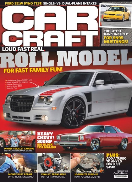 Car Craft Cover - 2/1/2019