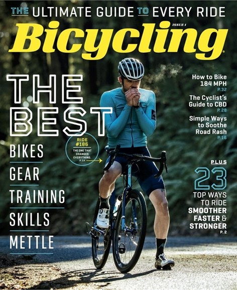 Bicycling Cover - 1/1/2019