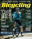 Bicycling Magazine 1/1/2019