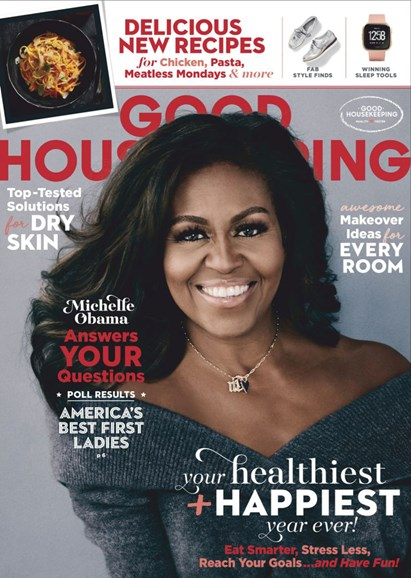 Good Housekeeping Cover - 1/1/2019