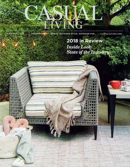 Casual Living Cover - 12/1/2018