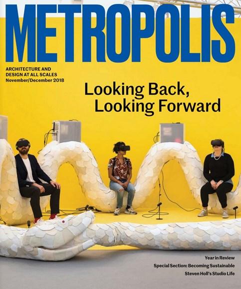 Metropolis Cover - 11/1/2018