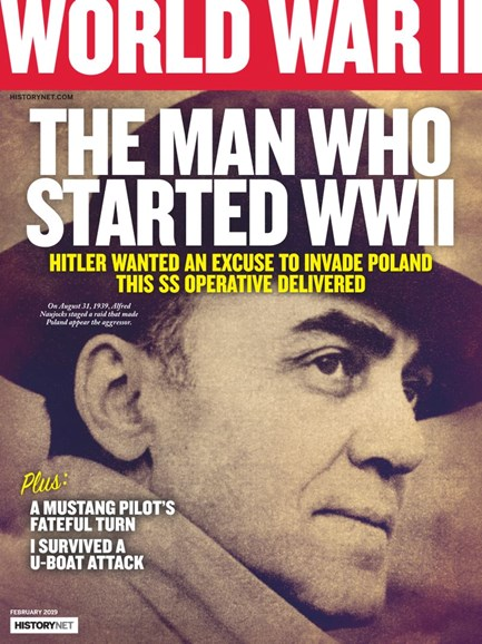 World War II Cover - 2/1/2019