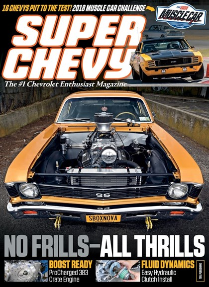 Super Chevy Cover - 2/1/2019
