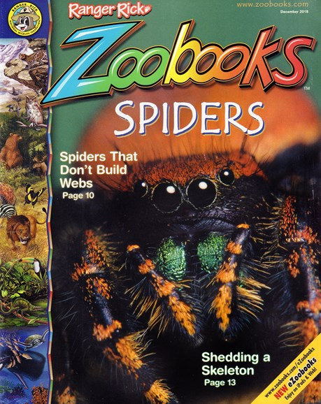 Zoobooks Cover - 12/1/2018