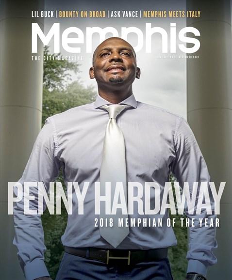 Memphis Cover - 12/1/2018