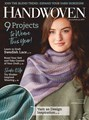 Handwoven Magazine | 1/2019 Cover