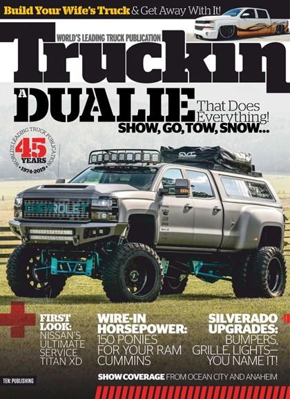 Truckin' Cover - 2/1/2019