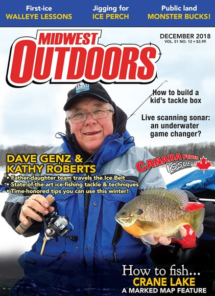 Midwest Outdoors Cover - 12/1/2018