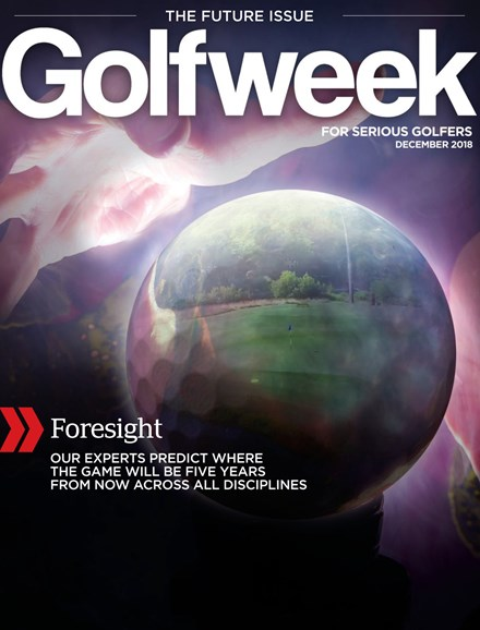 Golfweek Cover - 12/1/2018