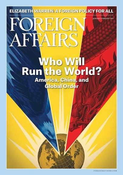 Foreign Affairs Cover - 1/1/2019