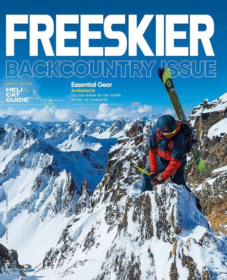 Freeskier Cover - 12/1/2018