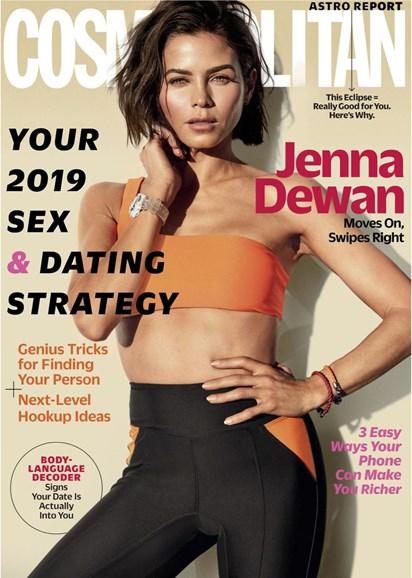 Cosmopolitan Cover - 1/1/2019