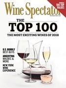 Wine Spectator Magazine 12/31/2018