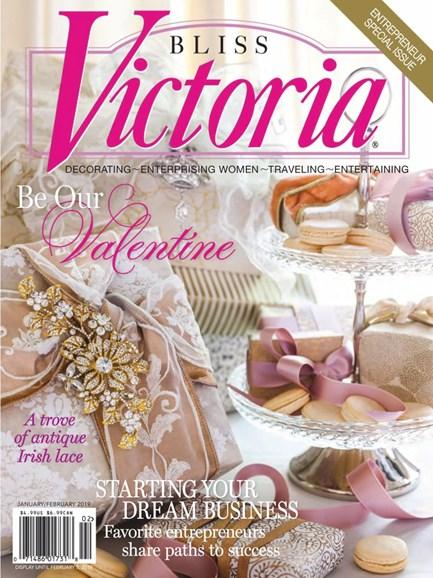 Victoria Cover - 1/1/2019