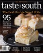 Taste Of The South Magazine | 1/2019 Cover