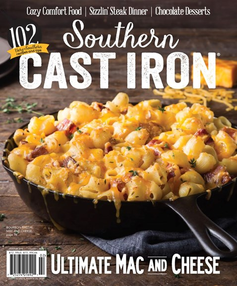 Southern Cast Iron Cover - 1/1/2019