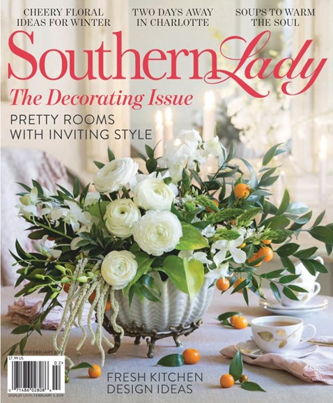 Southern Lady Cover - 1/1/2019