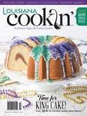 Louisiana Cookin' Magazine | 1/2019 Cover