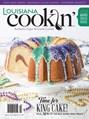 Louisiana Cookin' Magazine   1/2019 Cover