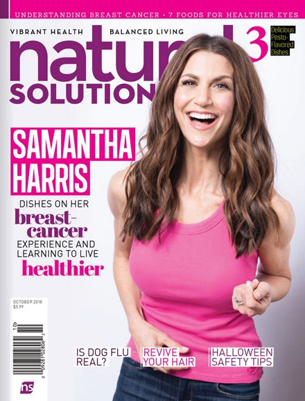 Natural Solutions Cover - 10/1/2018