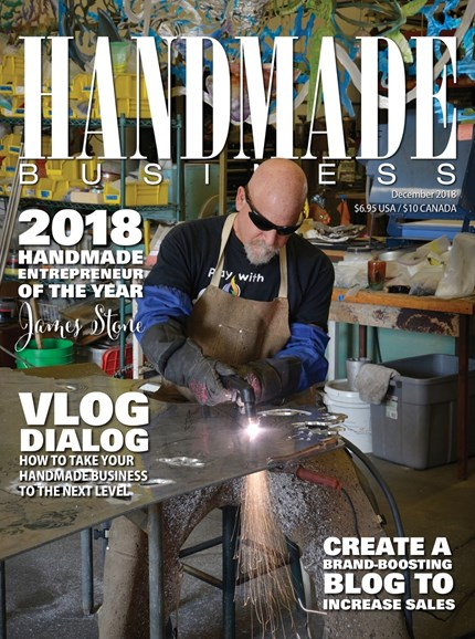 Handmade Business Cover - 12/1/2018