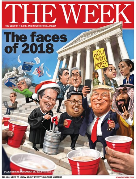 The Week Cover - 12/21/2018