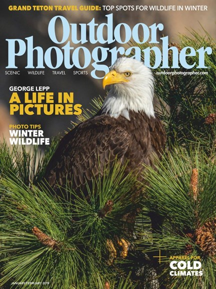Outdoor Photographer Cover - 1/1/2019