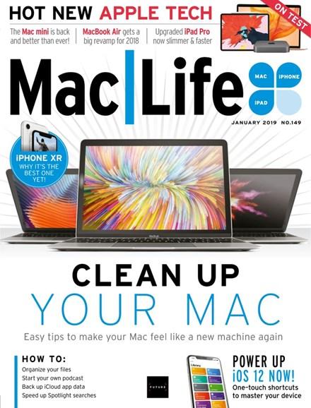 Mac | Life Cover - 1/1/2019