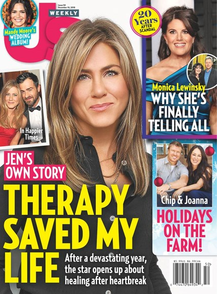 Us Weekly Cover - 12/10/2018