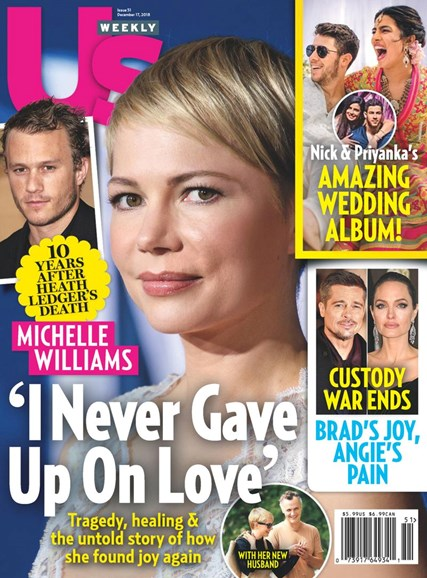 Us Weekly Cover - 12/17/2018