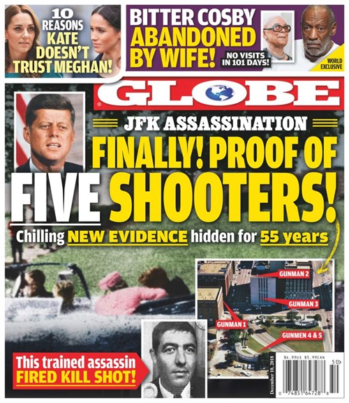 Globe Cover - 12/10/2018