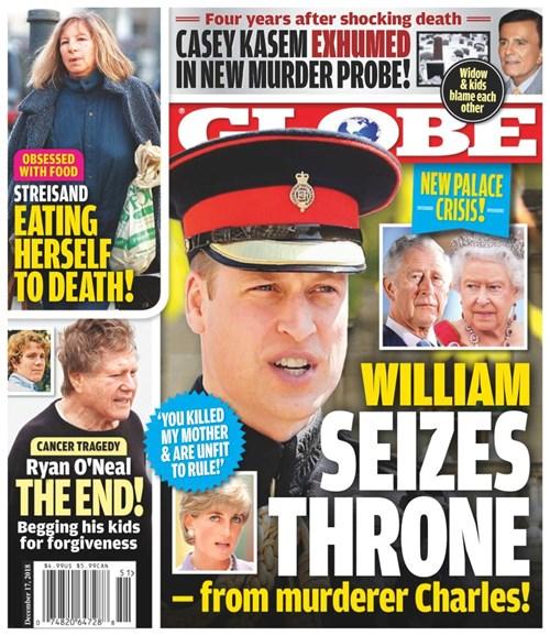 Globe Cover - 12/17/2018