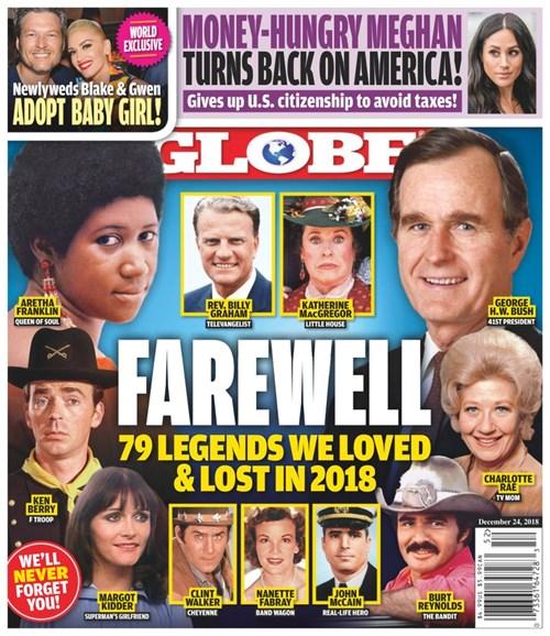 Globe Cover - 12/24/2018