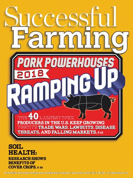 Successful Farming Cover - 12/1/2018