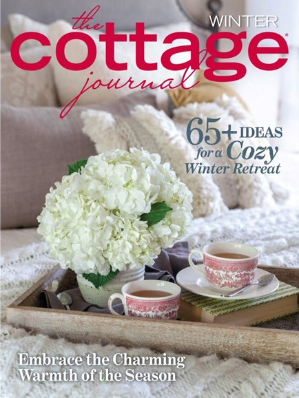 The Cottage Journal Cover - 1/1/2019