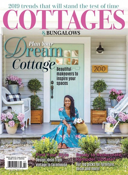 Cottages & Bungalows Cover - 2/1/2019