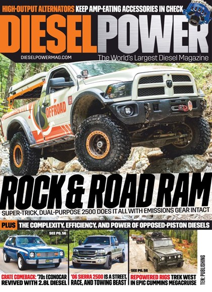 Diesel Power Cover - 2/1/2019