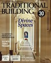 Traditional Building Magazine | 12/1/2018 Cover