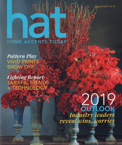 Home Accents Today Cover - 12/1/2018