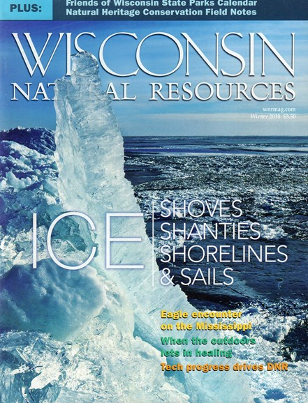 Wisconsin Natural Resources Cover - 12/1/2018