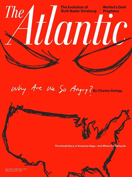 The Atlantic Cover - 1/1/2019